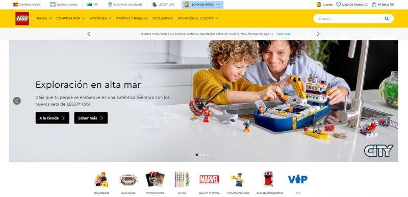 Reseña Lego